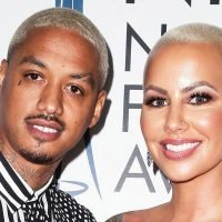 Boy or Girl? Amber Rose and Boyfriend A.E. Are Expecting Their First Child Together