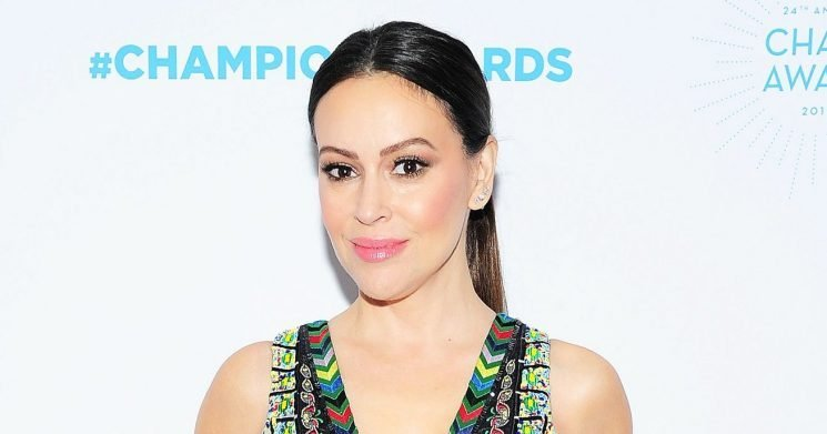 How Alyssa Milano and Her Husband Keep the Romance Alive With 2 Kids