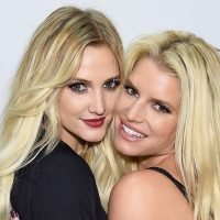 Ashlee Simpson Gushes About Jessica's 'Adorable' 2-Week-Old Daughter Birdie