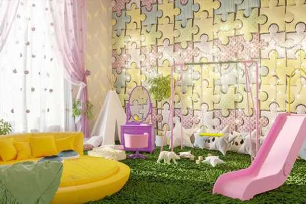 Kids' dream bedrooms drawn up from their imagination are made into reality by interior designers