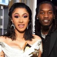 So Sweet! Cardi B Shares Rare Family Photo With Offset and Daughter Kulture