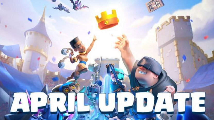When is the Clash Royale April update 2019? It looks like it's happening now! [patch notes]