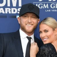 Cole Swindell and Barbie Blank Debut Their Relationship at ACMs