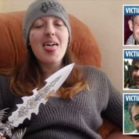 Sick serial killer Joanna Dennehy 'asked to be punched during sex' and flirted with coppers hours after killing spree