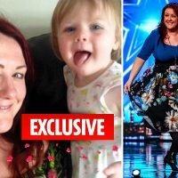 Britain's Got Talent star Siobhan Phillips admits struggle raising a child on cruise ships and says she's doing it for her after becoming a mum at 40