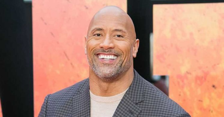 'The Rock' Shares Adorable Pic With Daughter Tiana on Her 1st B-Day