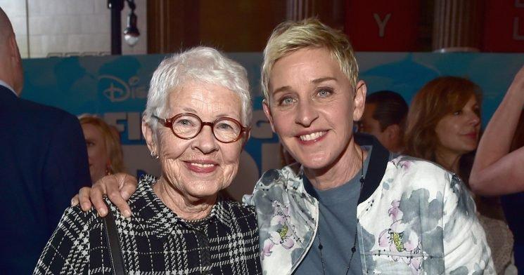 Ellen DeGeneres' Mom Betty: Why My Daughter Won't Have Children
