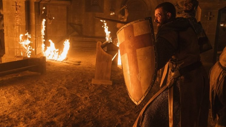 History Channel's Knightfall Season 2: Recap Of Episode 4 sees Landry's day of reckoning arrive