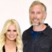 Jessica Simpson Calls Eric Johnson 'Hot Dad' Holding Daughter Birdie