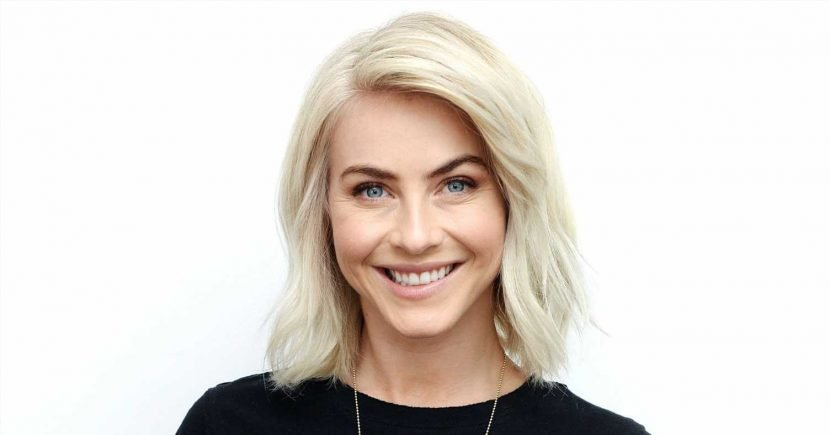 Why Julianne Hough 'Almost Shaved' Her Whole Head on 'Transformational' Journey