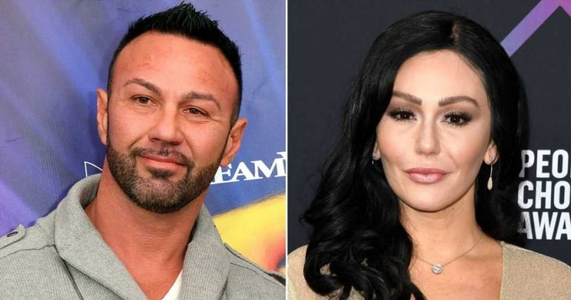 JWoww's Ex Roger Spends Day With Their Kids After Her New Man Reveal