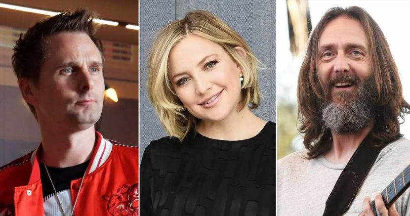 Inside Kate Hudson's Coparenting With Exes Matt Bellamy, Chris Robinson