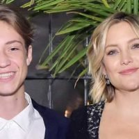 Bonding With Her Boy! Kate Hudson Can't Wait to Go to a Bar With Son Ryder