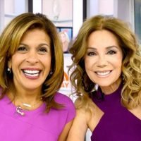 Former 'Today' Host Kathie Lee Gifford Congratulates Hoda Kotb on Baby No. 2