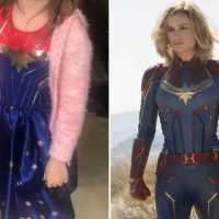 Bride left horrified after in-laws buy her niece a Captain Marvel superhero costume to wear to her wedding