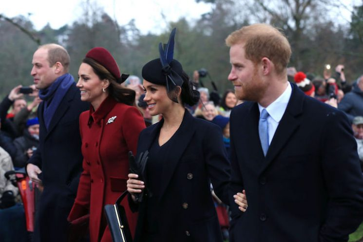 Did Prince William Warn Prince Harry About Meghan Markle?