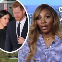 Whoa! Did Serena Williams Accidentally Reveal The Royal Baby's Sex??