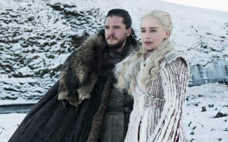How does Game of Thrones end and what does the book say?