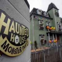 Legoland's new Haunted House Monster Party attraction closes just hours after opening leaving visitors furious