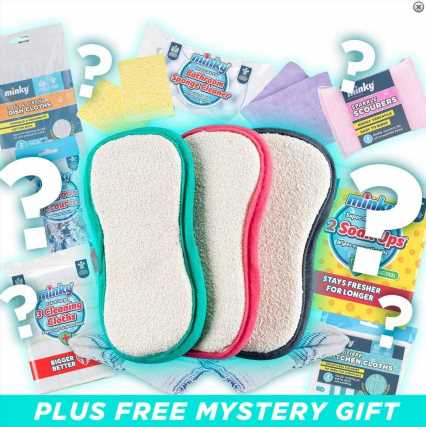 You can now buy Mrs Hinch's favourite Minky clothes in a trio pack – and they come with a mystery gift