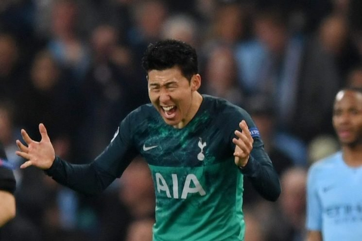Tottenham joy but Pochettino faces nightmare against Ajax with Kane, Son and Sissoko among stars ruled out of first leg
