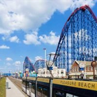 Blackpool Pleasure Beach is giving emergency services staff free entry this weekend