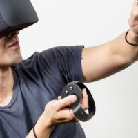 Facebook accidentally put 'Big Brother' messages inside Oculus VR controllers