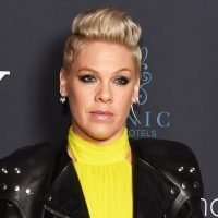 Pink Slams 'Disgusting' Trolls for Criticizing Pic of Son Without Diaper