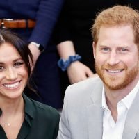Harry and Meghan Share an Update About Royal Baby's Arrival