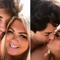 Gemma Collins snogs James Argent as she confesses her love in loved-up Instagram post