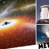 Astronomers set to reveal 'groundbreaking' first image of a black hole