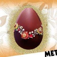 Godiva unveils £10,000 chocolate Easter egg