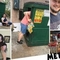 Parents feed their son from food found in bins to save around £150 a month