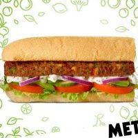 Subway launches vegan sub and salad