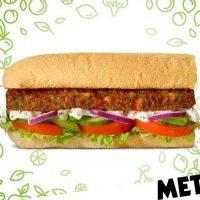 Subway launches vegan sub and salad
