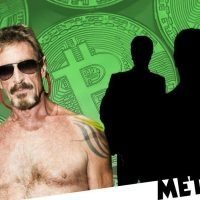 Gun-toting, drug-munching tech legend John McAfee 'knows who invented Bitcoin'