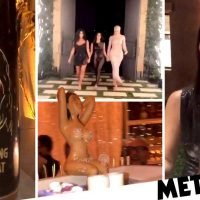 Inside Kourtney Kardashian's 40th birthday, complete with cake of her naked body