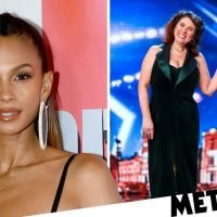 Alesha Dixon jealous as Britain's Got Talent contestant 'gets off' with a harp