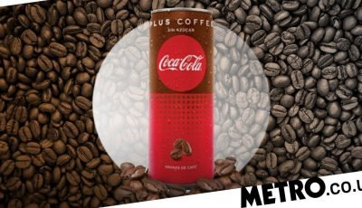 Coca-Cola are launching coffee Coke because who needs sleep anyway