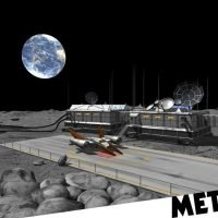 China will build a space base on the moon in 'about ten years'