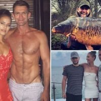 Inside EastEnders Scott Maslen's off-screen life that is nothing like Jack Branning's with extreme fishing, gym sessions and romance with hot wife