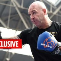 Lucas Browne looking forward to 'good old fashioned slugfest' with fan-favourite Dave Allen