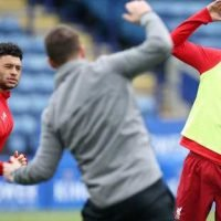 Liverpool title race boost as Oxlade-Chamberlain and Gomez start for U23s after return from injury