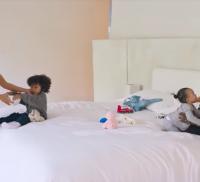 Take a Look Inside Kim Kardashian and Kanye West's Minimal Home