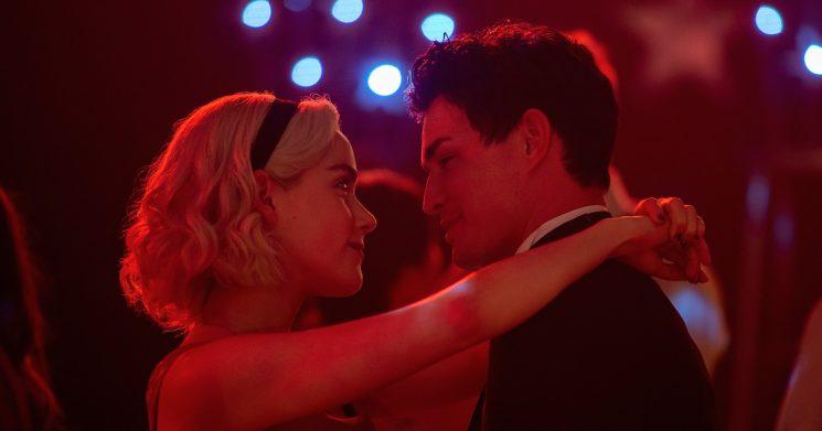 Sorry Harvey! Kiernan Shipka Says 'Nick Is It' for Sabrina