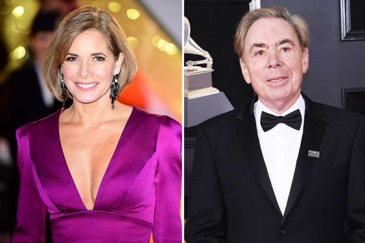 Strictly's Darcey Bussell 'joins Lord Andrew Lloyd Webber's new stage project' after quitting BBC dance show