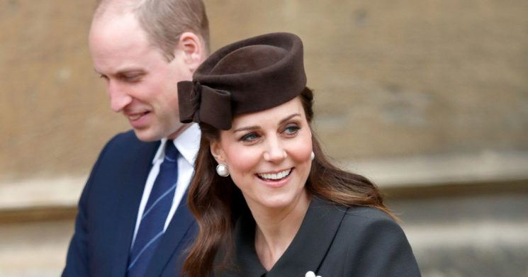 Kate and William broke a big rule last Easter – but it wasn't really their fault