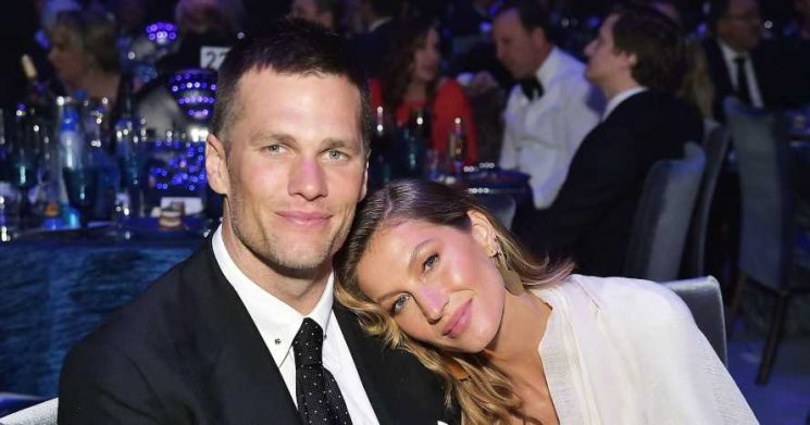Piggyback Rides and All! Tom, Gisele, Their Kids Spend Easter at Disneyland