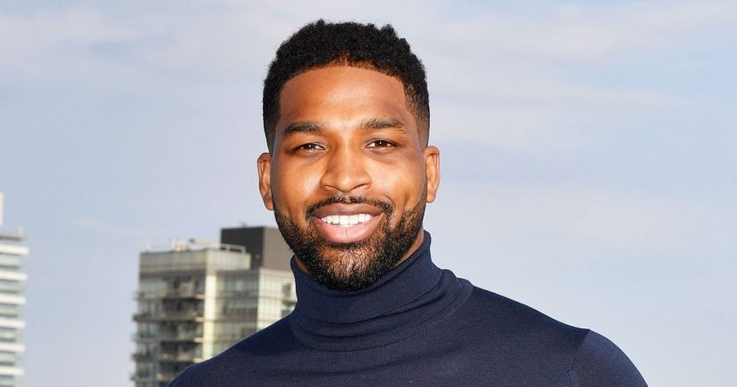 Tristan Thompson Tells True She Deserves 'All the Jewels' at Birthday Party