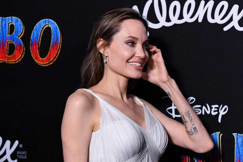 Angelina Jolie's Name Change After Her Divorce Is Reportedly Official, So RIP Jolie-Pitt